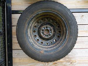 4 Bridgestone Blizzak WS70 Snow Tires with Rims for Sale in Vestal, NY
