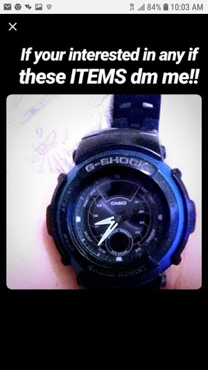 Men's G-Shock for Sale for sale  Queens, NY
