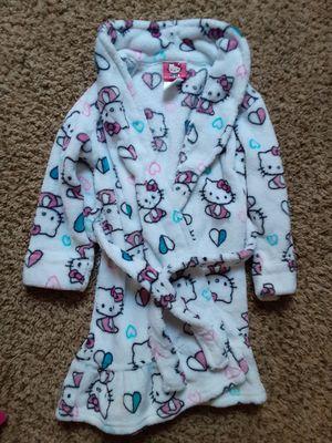 Hello kitty robe 4T for Sale in Huntington Beach, CA