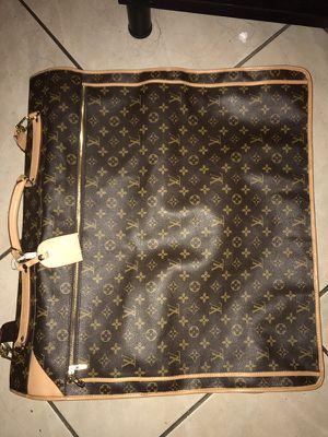 Louis Vuitton garment bag for Sale in Chula Vista, CA
