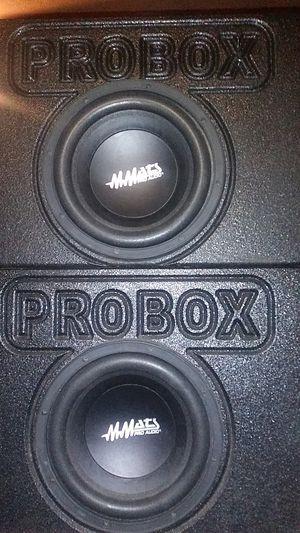New 10 inch matts pro audio for Sale in Dallas, TX
