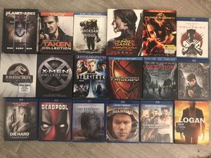 Assorted Movies (LIKE NEW) for Sale in Bremerton, WA