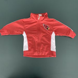 12 month old jacket - Arizona cardinals - great condition - kids clothes for Sale in Gilbert, AZ