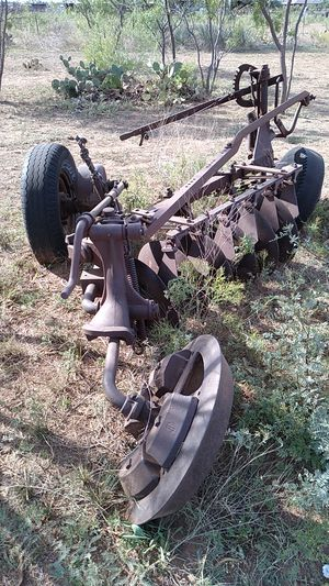 Tractor disc for Sale in San Angelo, TX