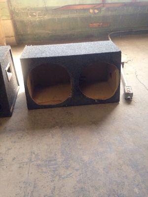 """12"""" subwoofer box for Sale in Highland Park, MI"""