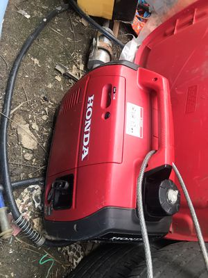 Honda generator for Sale in Central Point, OR