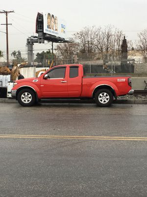 2005 Nissan Frontier mismo for Sale in Compton, CA