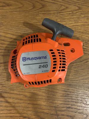 Husqvarna 240 Chainsaw Recoil Assembly for Sale in Pelham, NH