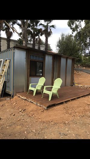 Container / game room / work shop / Storage for Sale in San Marcos, CA