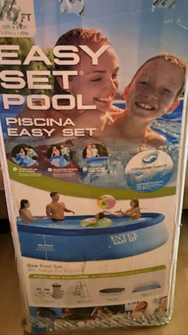 Brand New SwimingPool....Alberca Grande Nueva