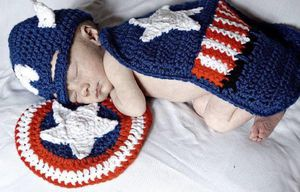 Crochet baby prop caption America for Sale in Williamston, SC