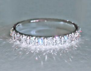 1 ctw Natural VS Diamond Eternity Band for Sale in Long Beach, CA