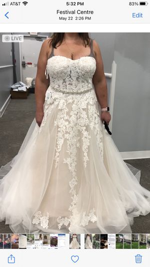 Wedding Dress from David's Bridal for Sale in Grove City, OH