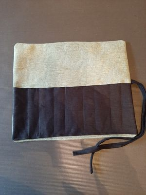 Rollup brush case for Sale in Portland, OR