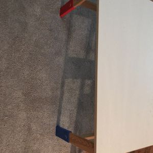 Kids Adjustable Height Writing Table And Chairs for Sale in Joliet, IL