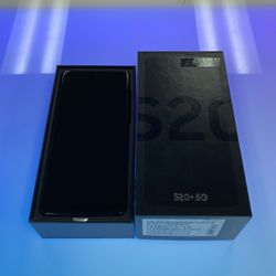 S20+ 5G Unlocked Brand New- $50 Off for Sale in Columbus,  OH