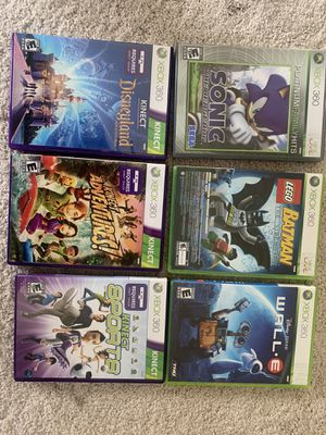 X box game lot kids for Sale in Sherwood, OR