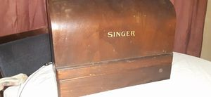 Antique Singer Model 99 portable sewing machine for Sale in Hazelwood, MO
