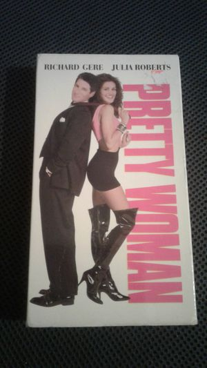 Pretty Woman Used. VHS Rated R for Sale in Los Angeles, CA