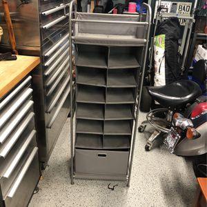 Closet Organizer/shoe Rack for Sale in Garden Grove, CA