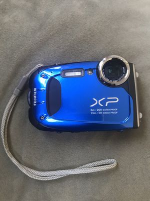 Waterproof digital camera - FujiFilm Finepix XP60 for Sale in Woodbine, MD