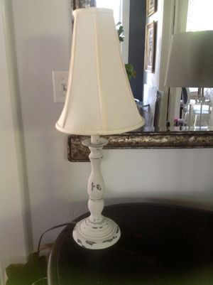 2 beautiful farm house lamps for Sale in Nashville, TN