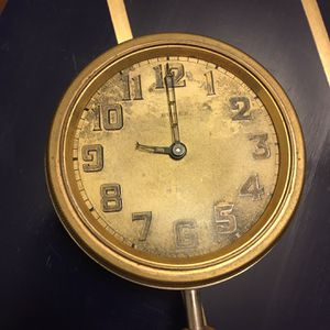 Antique Car Clock 1920's for Sale in South Lyon, MI