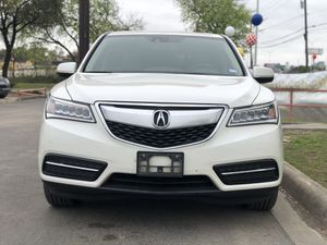 2014 Acura MDX for Sale in San Antonio, TX