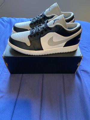 Jordan 1 low smoke grey for Sale in Knightdale, NC