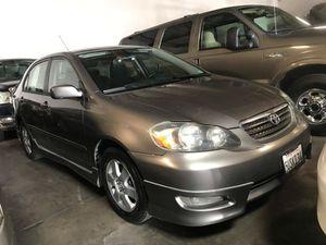 2006 Toyota Corolla for Sale in Ontario, CA
