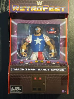 WWE Elite Collection Macho Man Randy Savage Figure - Only at GameStop for Sale in Bronx, NY