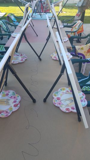 Mobile paint parties arts and crafts parties for kids for Sale in West Covina, CA