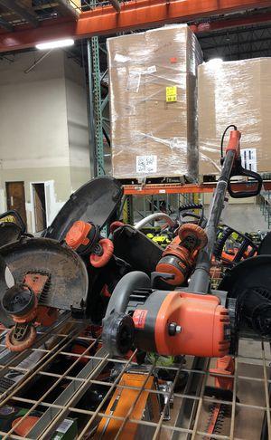 Black & decker lawn mowers for Sale in Houston, TX