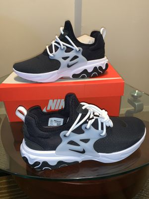 Brand new men's nike presto react size 9.5 and 11 only Price is firm for Sale in Queens, NY