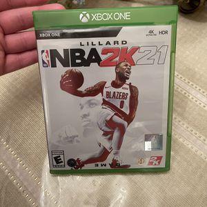 NBA 2k21 for Sale in Providence, RI