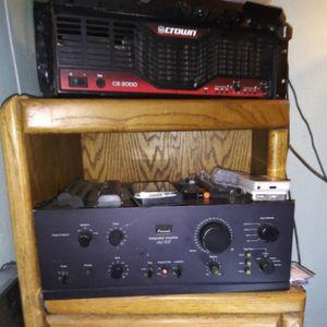 Sansui amplifier...Classic Pure raw uncut powerhouse $350.00 for Sale in Pueblo, CO