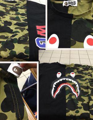Bape Split T-Shirt for Sale in Miami, FL