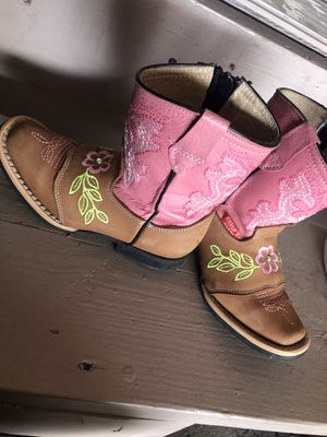 Girl boots for Sale in Denver, CO