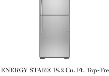 GE STAINLESS STEEL TOP FREEZER REFRIGERATOR DELIVERY!!! for Sale in Edison,  NJ