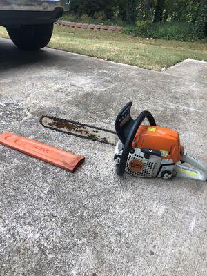 Stihl ms251 chainsaw for Sale in Choctaw, OK