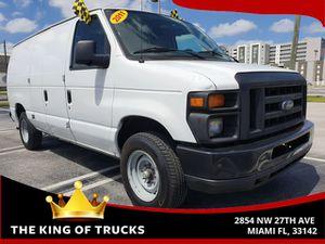 2011 Ford Econoline Cargo Van for Sale in Miami, FL