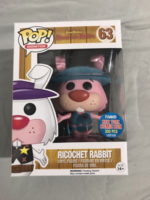Ricochet Rabbit Pop (NYCC exclusive) 300 pcs made for Sale in Duarte, CA
