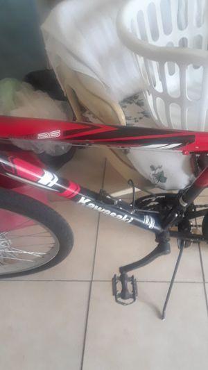 Kawasaki bike for sale for Sale in Avon Park, FL