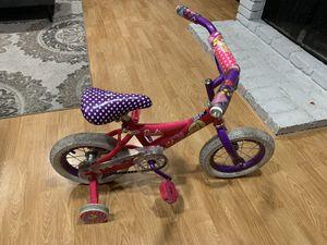 "12"" Girls Barbie Bike for Sale in Bellflower, CA"