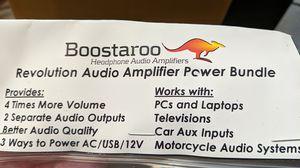 Boostaroo revolution audio amplifier for Sale in Yorktown, VA