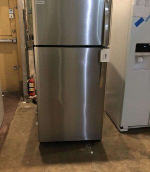 Frigidaire Top Freezer 🙈⏰⏰🍂🍂✔️⚡️🔥😀🙈⏰🍂✔️⚡️🔥😀🙈⏰🍂✔️ Appliance Liquidation!!!!!!!!!!!!!!!!!!!!!! for Sale in Georgetown, TX