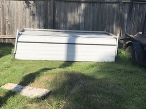 Camper with ladder rack on top for 8 ft. Bed for Sale in Friendswood, TX