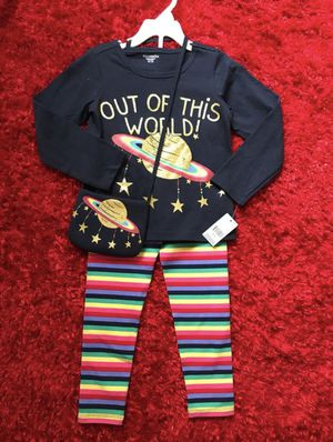 """""""3 PIECES SET"""" Size 4T GIRLS❗️ for Sale in Apple Valley, CA"""