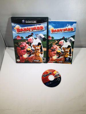 Barnyard Nintendo GameCube for Sale in Long Beach, CA