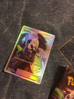 Cynthia - Pokémon hidden fates for Sale in Ontario, CA